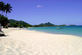 hillsborough beach in carriacou
